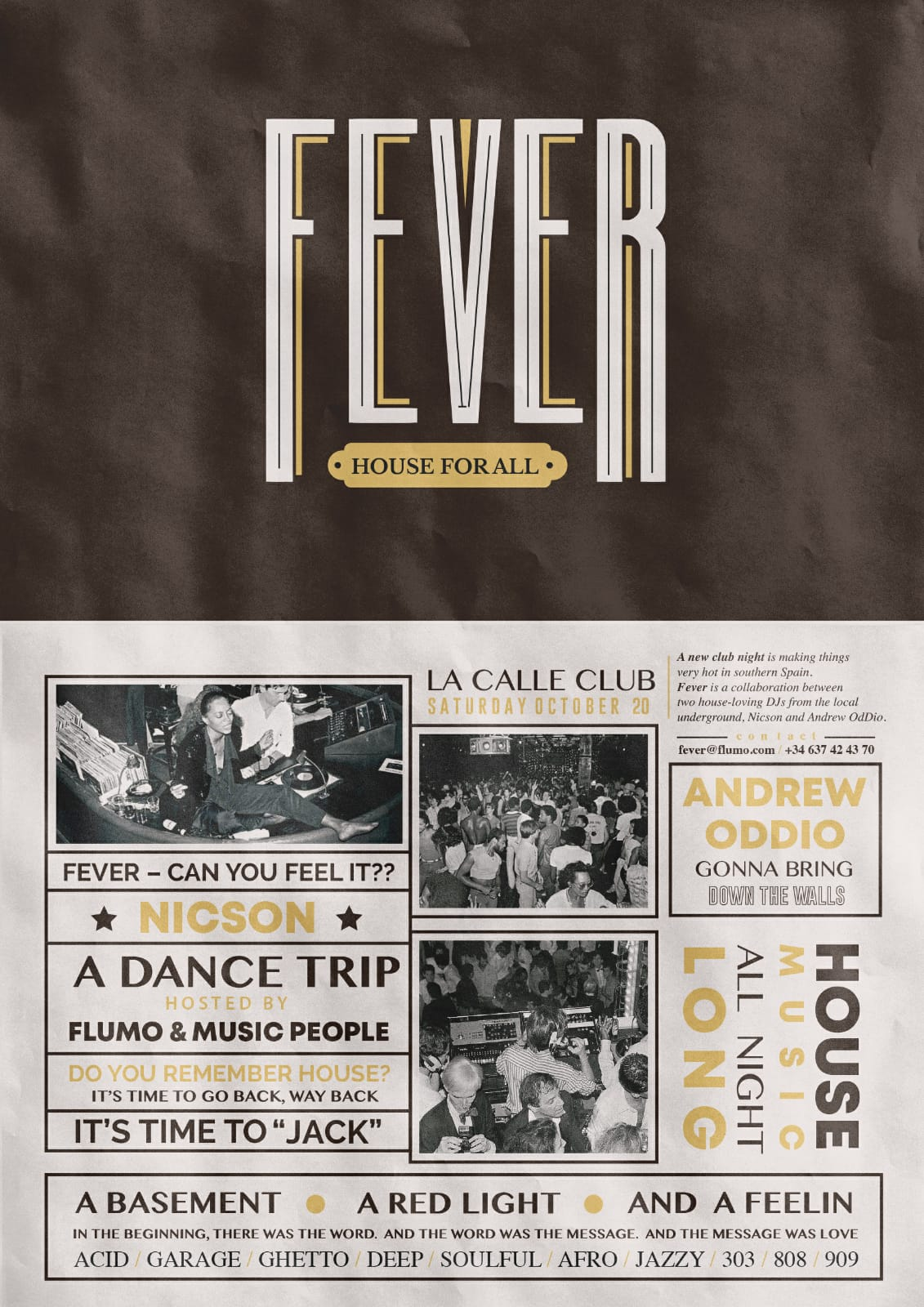 Fever – House For All