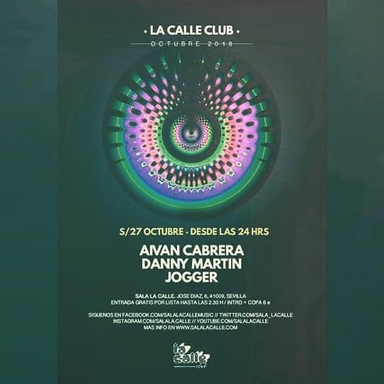 LA CALLE CLUB – Electronic Music