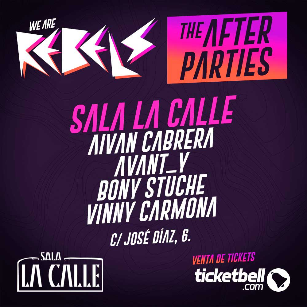 We Are Rebels – Post Party Oficial