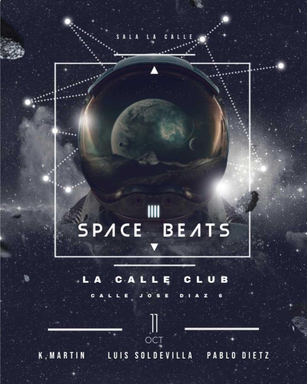La Calle Club – Space Beats